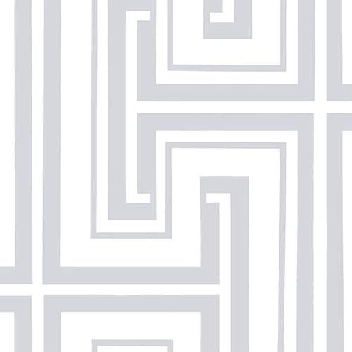 SH34523 shades graphic key wallpaper gray white