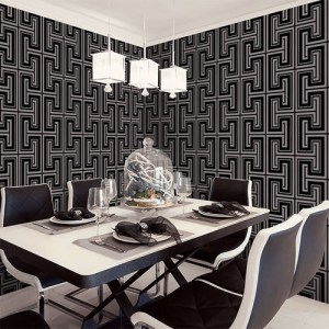 shades graphic key wallpaper roomset