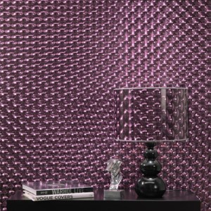 Venue Nikolai Optical Wallpaper Roomset