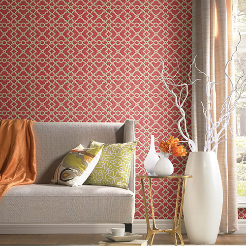 Artistic Twist Wallpaper - Lelands Wallpaper