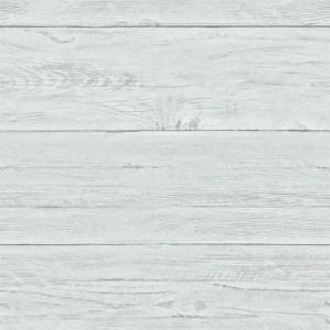 2701-22325 Reclaimed White Washed Shiplap Wallpaper Aqua