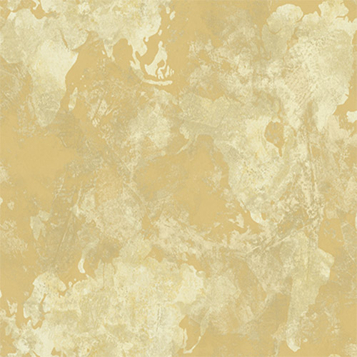 AV50905 Seabrook Avant Garde Galileo Continents Wallpaper Sand