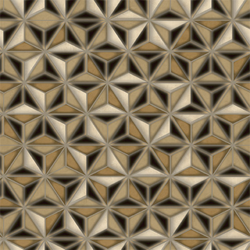 AV51410 Seabrook Avant Garde Einstein Geometric Wallpaper Gold