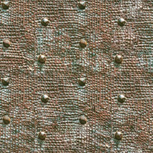 JP30904 Journeys Raleigh Hammered Metal Wallpaper Copper