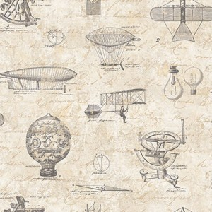 JP31508 Journeys Magellan Wallpaper Gray