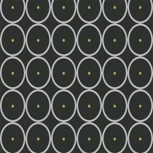 940194 Raffi My Home Bamboo Circles Wallpaper Charcoal