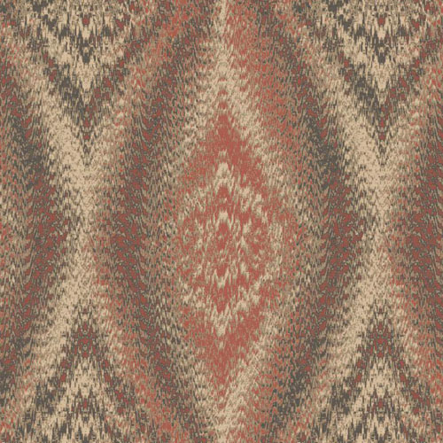 MW9143 Carey Lind Menswear Chaucer Sure Strip Wallpaper Cordovan
