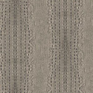 MW9253 Carey Lind Menswear Crocodile Sure Strip Wallpaper Fog