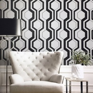 New Hampton Slate Hill Wallpaper Roomset