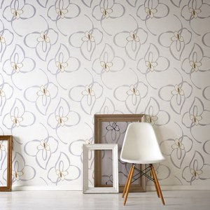 Raffi My Home Lily Wallpaper Roomset