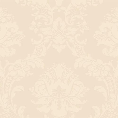 SL27539 Norwall Classic Silks 2 Traditional Wallpaper Wheat