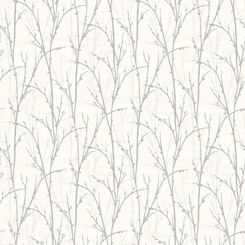 SH71508 New Hampton Wallpaper Silver