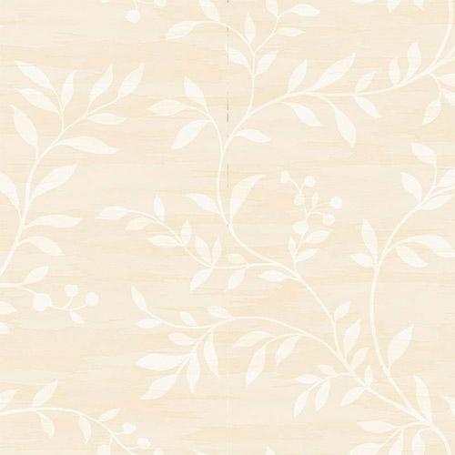 Couture Leaf Scroll Wallpaper Lelands Wallpaper