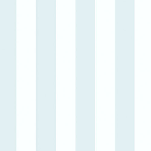RG35704 Patton Wallcoverings Rose Garden 2 Classic Stripe Wallpaper Aqua