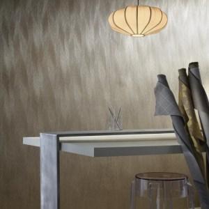 York Walcoverings Ronald Redding Atelier Chiffon Wallpaper Roomset