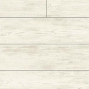 MH1559 York Wallcoverings Joanna Gaines Magnolia Home Shiplap Wallpaper Beige
