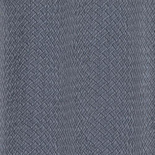 RRD7268 York Wallcoverings Ronald Redding Atelier Twining Wallpaper Deep Blue
