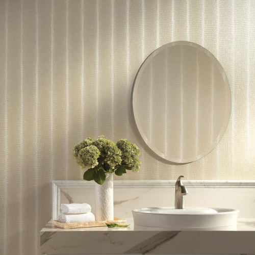 RRD7269 York Wallcoverings Ronald Redding Atelier Twining Wallpaper Roomset