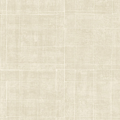 G67455 Patton Wallcoverings Natural FX Brushed Mosaic Wallpaper Beige