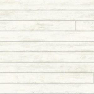 MH1566 York Wallcoverings Joanna Gaines Magnolia Home Skinnylap Wallpaper White