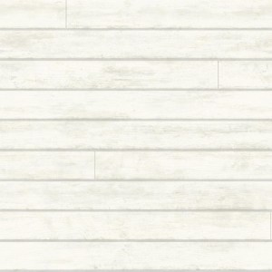 MH1566 York Wallcoverings Joanna Gaines Magnolia Home Skinnylap Wallpaper White