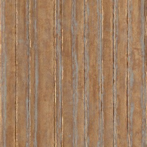 RRD7219 York Wallcoverings Ronald Redding Industrial Interiors Vintage Tin Wallpaper Copper