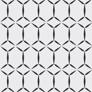 2716-23856 Brewster Wallcoverings Eclipse Fusion Geometric Wallpaper White