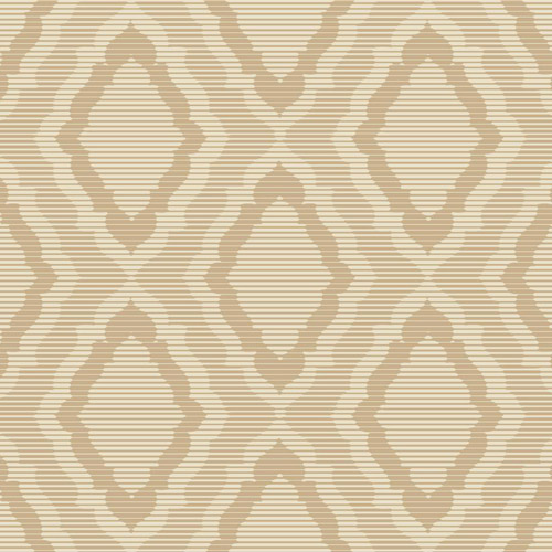 CD4020 York Wallcoverings Candice Olson Decadence Amulet Wallpaper Gold