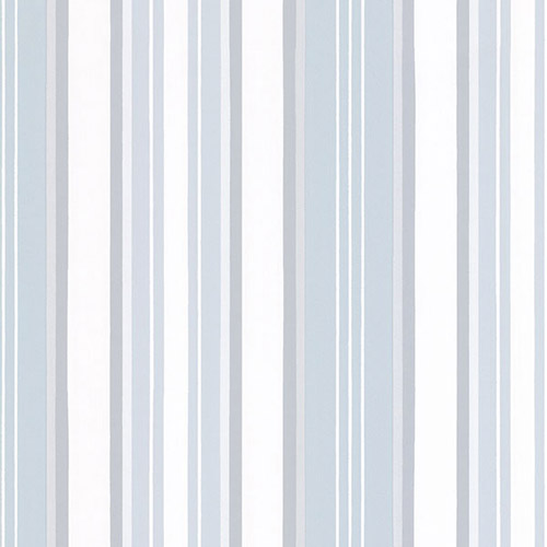 SD25660 Patton Wallcoverings Stripes and Damasks 3 Modern Stripe Wallpaper Blue