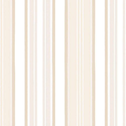 SD36112 Patton Wallcoverings Stripes and Damasks 3 Modern Stripe Wallpaper Beige