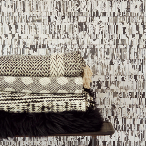 Brewster Wallcovering Eijffinger Resource Demi Abstract Wallpaper Roomset