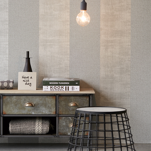 Brewster Wallcovering Eijffinger Resource Duo Texture Wallpaper Roomset