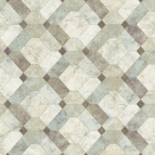 2540-24058 Brewster Wallcoverings A Street Prints Restored Devonshire Marble Wallpaper Light Green