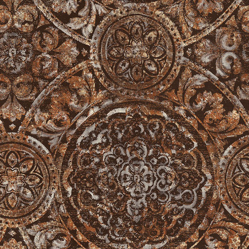 MC71601 Seabrook Wallcoverings Majorca Ibiza Wallpaper Brown
