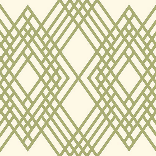 TA21304 Seabrook Wallcoverings Tortuga Cayman Wallpaper Spring Green