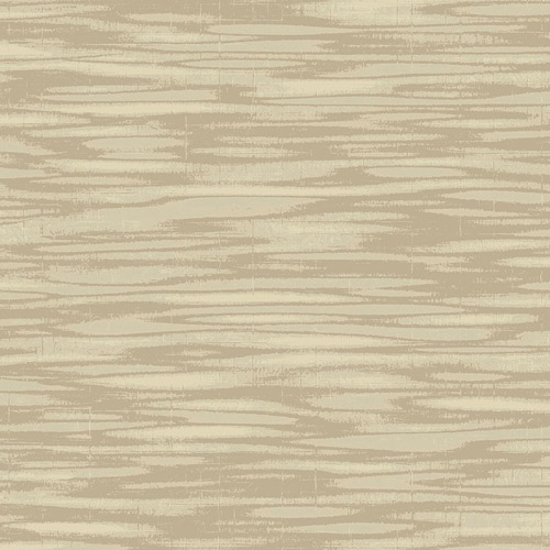 TE10205 Seabrook Wallcoverings Jupiter Haze Striped Wallpaper Tan