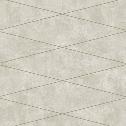 TE10900 Seabrook Wallcoverings Jupiter Contemporary Wallpaper White