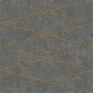 TE10910 Seabrook Wallcoverings Jupiter Contemporary Wallpaper Charcoal