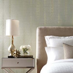 York Wallcovering Candice olson Natural Splendor Radiant Wallpaper Room Setting