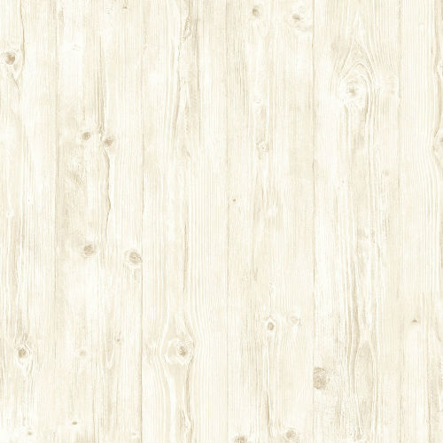 LL29500 Patton Wallcoverings Norwall Illusions 2 Rustic Wood Wallpaper Beige