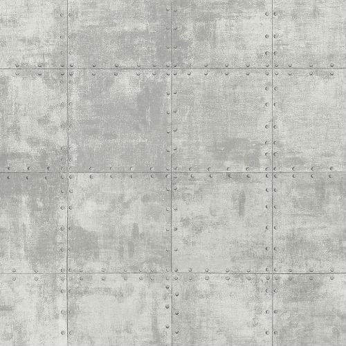 Rustic Tin Wallpaper From Norwall Illusions 2 By Patton