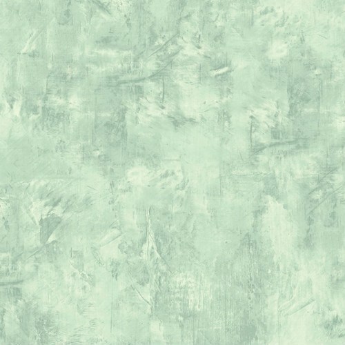 FI72104 Seabrook Wallcoverings French Impressionist Vinyl Faux Wallpaper Teal Green