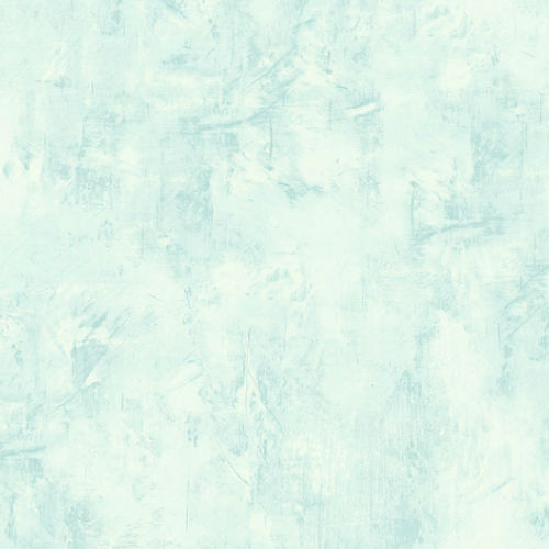 FI72112 Seabrook Wallcoverings French Impressionist Vinyl Faux Wallpaper Aqua