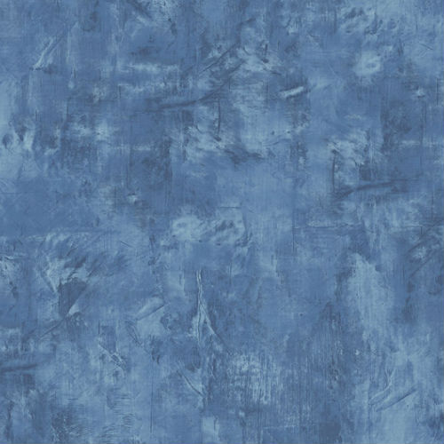 FI72122 Seabrook Wallcoverings French Impressionist Vinyl Faux Wallpaper Blue