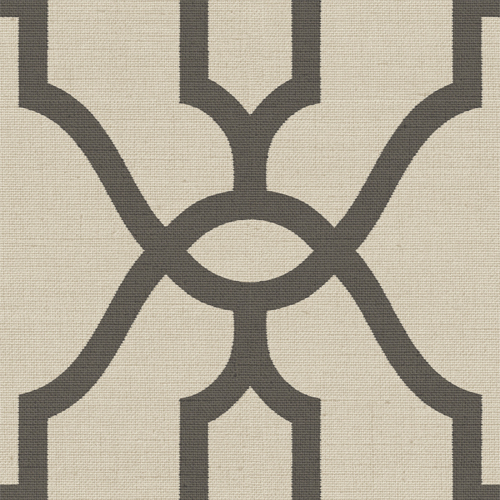 ME1551 York Wallcovering Joanna Gaines Magnolia Home 2 Woven Trellis Wallpaper Taupe