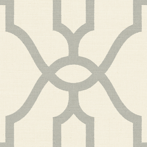 ME1555 York Wallcovering Joanna Gaines Magnolia Home 2 Woven Trellis Wallpaper Gray