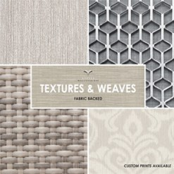 Textures and Weaves