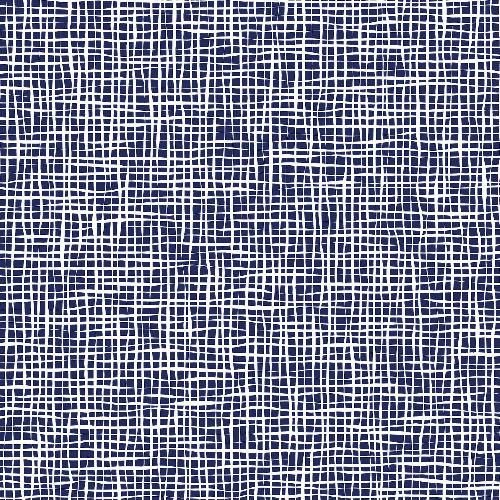 2764-24330 Brewster Wallcovering Mistral Shanti Grid Wallpaper Blue