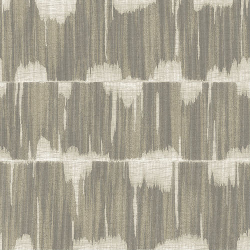 2764-24344 Brewster Wallcovering Mistral Serendipity Shibori Wallpaper Taupe