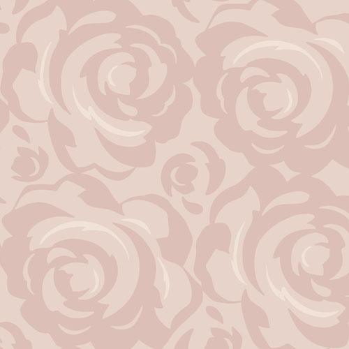 CP1241 York Wallcovering Candice Olson Breathless Lavish Wallpaper Blush